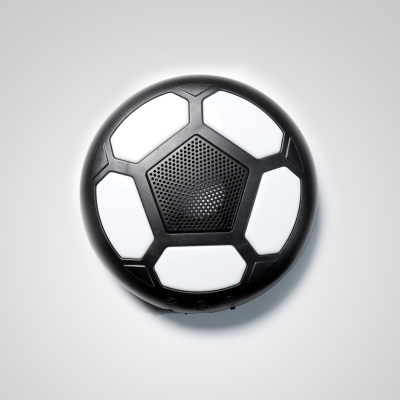蓝牙足球音响灯